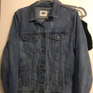 Blue Jean jacket Old Navy